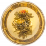 Нефритовая богиня, 100 г, зеленый связанный чай