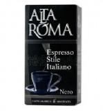 Alta Roma Nero (Альта Рома Неро), кофе молотый (250г) , вакуумная упаковка