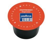 Кофе в капсулах Lavazza BLUE Espresso Vigoroso (Лавацца Блю Эспрессо Вигоросо) для кофемашин Лавацца Блю, упаковка 100 капсул