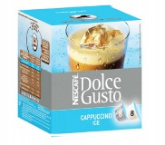 Кофе в капсулах Nescafe Dolce Gusto Cappuccino Ice (Капучино Айс) упаковка 16 капсул