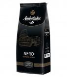 Кофе в зернах Ambassador Nero (Амбассадор Неро) 1 кг, вакуумная упаковка