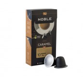 Кофе в капсулах Noble Caramel (Карамель), для кофемашин Nespresso