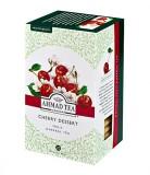 Чай травяной Ahmad Cherry Dessert (Ахмад Черри Десерт, с вишней и шиповником), пакетики в конвертах из фольги, 20 саше по 2г.