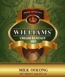 Williams - Milk Oolong зеленый молочный улун пакетированный 50шт. в фольгированной упаковке