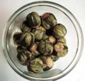 Северное сияние, 100 г, зеленый связанный чай