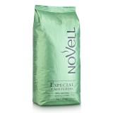 Кофе в зернах Novell Especial cafeterias natural (Новель Испешиал кафетерий натурал) 1 кг, вакуумная упаковка