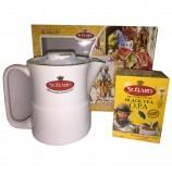 Подарочный набор St.Clair, чай + чайник