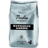 Кофе в зернах Paulig Vending Espresso (Паулиг Вендинг Эспрессо) 1кг, вакуумная упаковка